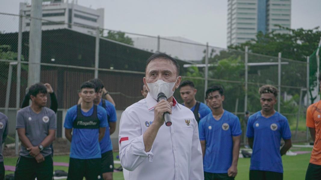 Tiba di Jakarta, Shin Tae-yong Jalani Karantina Lima Hari