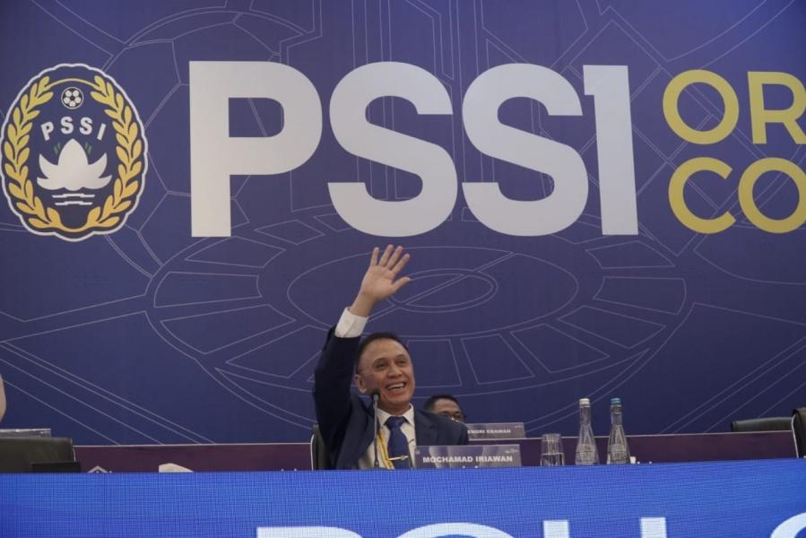 PSSI Bersyukur Izin Kompetisi 2021-2022 telah Keluar