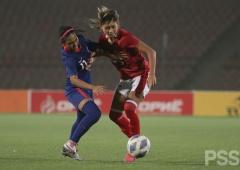 Zahra Muzdalifah Masuk Nominasi Pemain Terbaik Kualifikasi Piala Asia Wanita