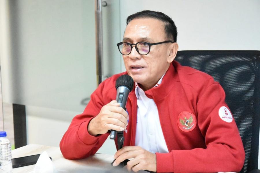 Ketum PSSI Bersyukur Timnas Indonesia Lolos ke Kualifikasi Piala Asia 2023