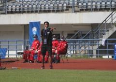 Kiprah Made Pasek Wijaya Sebagai Pelatih Bali United Muda