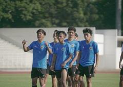 Timnas U-18 Tuntaskan Pemusatan Latihan Tahap Kedua