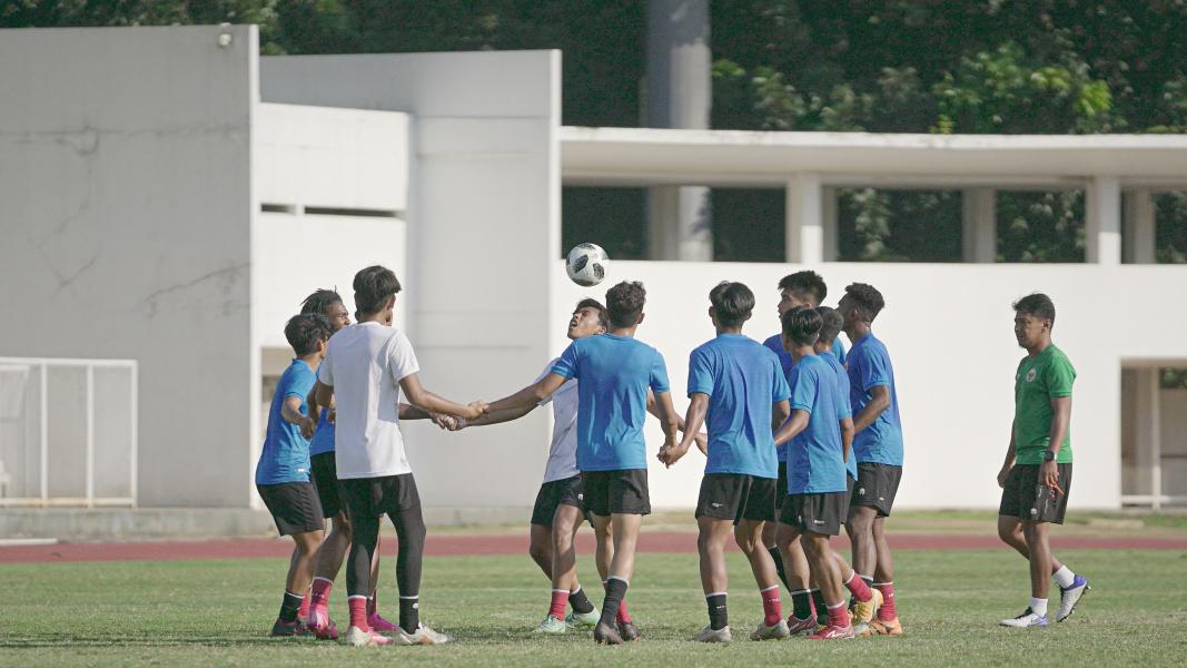 Harapan dan Asa Pemain di Pemusatan Latihan Timnas U-18
